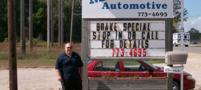 Welcome to Mike's Automotive